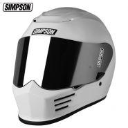 Шлем Simpson Speed, Белый