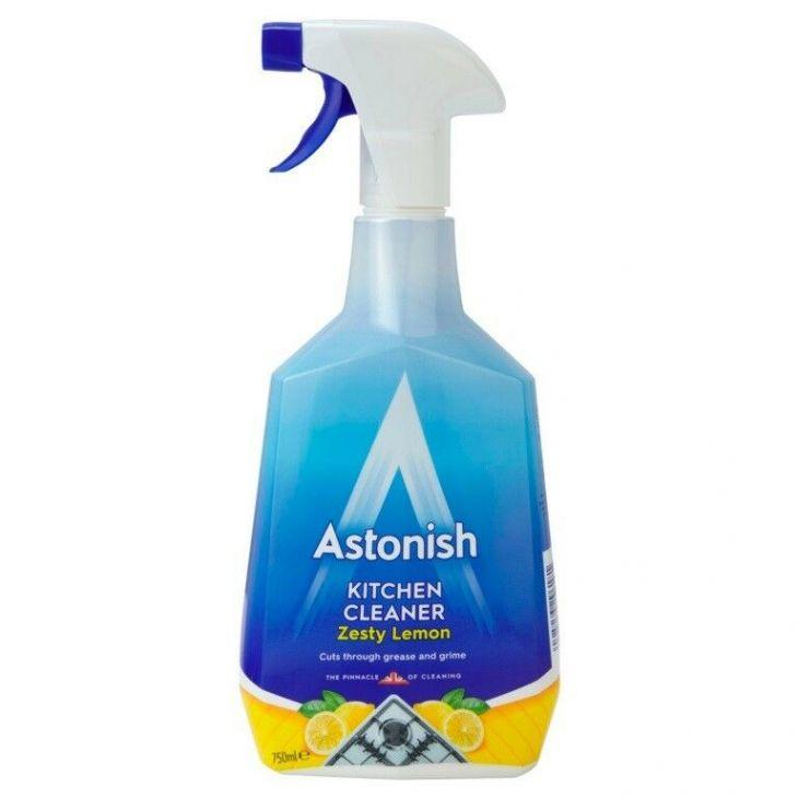 ASTONISH спрей для уборки на кухне 750 мл