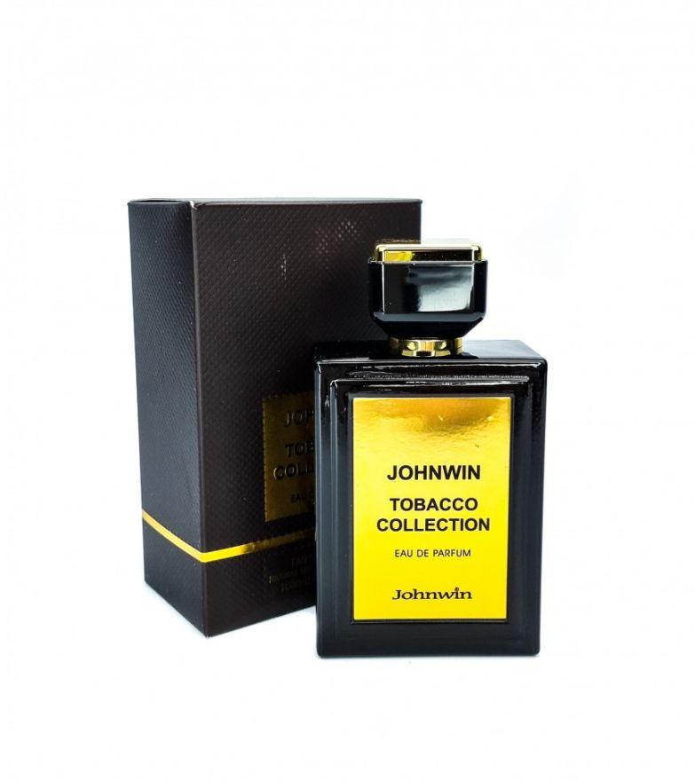 Парфюмерная вода Johnwin Tobacco Collection 100 мл (ОАЭ)
