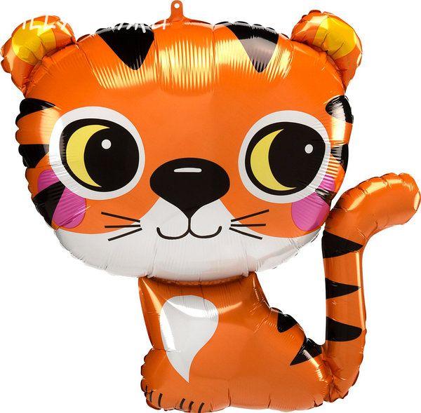 Милый тигр (63 см)