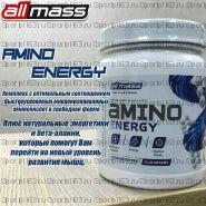 Allmass Amino ENERGY 240гр/30 порц