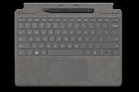 Клавиатура Surface Pro Signature Keyboard Alcantara (Platinum) + Slim Pen 2