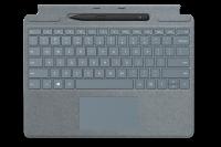 Клавиатура Surface Pro Signature Keyboard Alcantara (Ice Blue) + Slim Pen 2