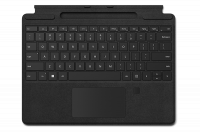 Клавиатура Surface Pro Signature Keyboard Alcantara with Fingerprint Reader (Black)