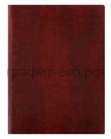 Еженедельник датир.А6 Letts LECASSA коричневый 412 161080/22-082010