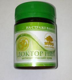 ДОКТОР НИМ антисептический крем, 60 г
