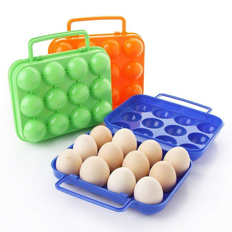 Пластиковый контейнер для переноски яиц