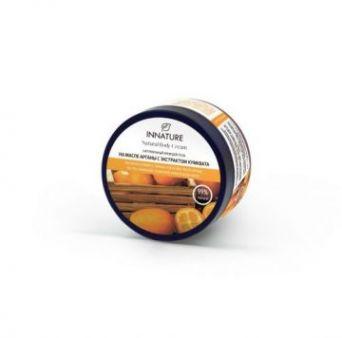 иННатюр - Крем для тела на масле арганы с экстрактом кумквата