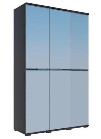 ЛУИЗА шкаф 3-х створчатый зеркало
