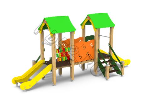 Детский игровой комплекс 1.58  311.58