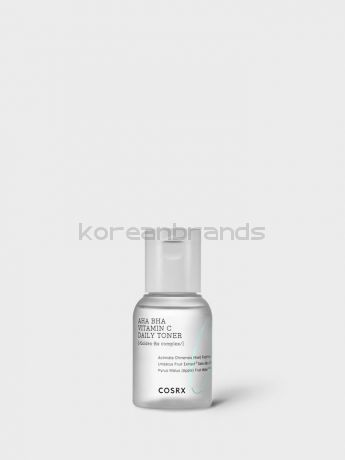 Cosrx Refresh AHA BHA Vitamin C Daily Toner 50ml