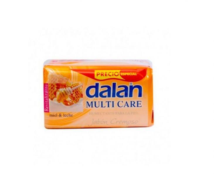 Dalan Soap Multi Care Honey & Milk 75 гр