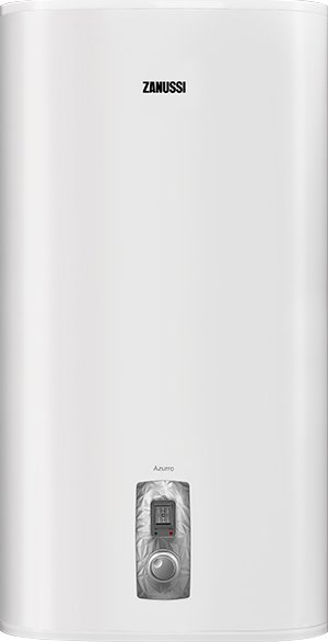 Электрический накопительный водонагреватель Zanussi Azurro ZWH/S 100, 100 л, гарантия 5 лет