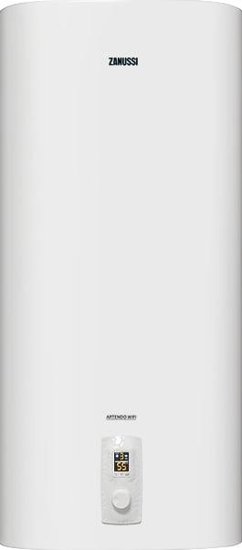 Электрический накопительный водонагреватель Zanussi Artendo ZWH/S 50, 50 л, Wi-Fi, нержавеющая сталь