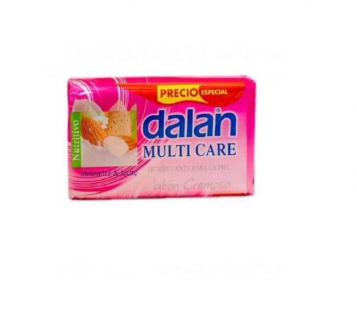 Dalan Soap Multi Care Almond & Milk 75 гр