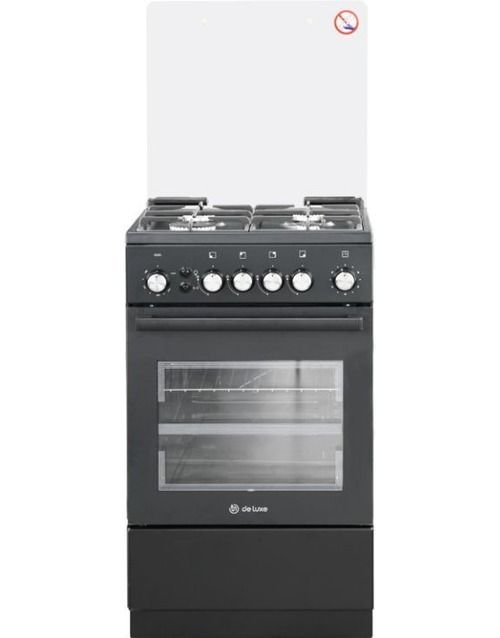 Газовая плита De Luxe 5040.40г (кр) ЧР-015