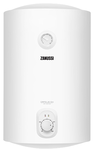 Электрический накопительный водонагреватель Zanussi Orfeus DH ZWH/S 30, 30 л, сухой ТЭН