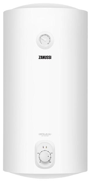 Электрический накопительный водонагреватель Zanussi Orfeus DH ZWH/S 50, 50 л, сухой ТЭН