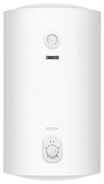 Электрический накопительный водонагреватель Zanussi Orfeus DH ZWH/S 100, 100 л, сухой ТЭН