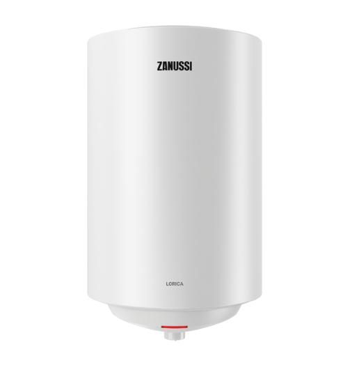 Электрический накопительный водонагреватель Zanussi Lorica ZWH/S 30, 30 л, гарантия 5 лет