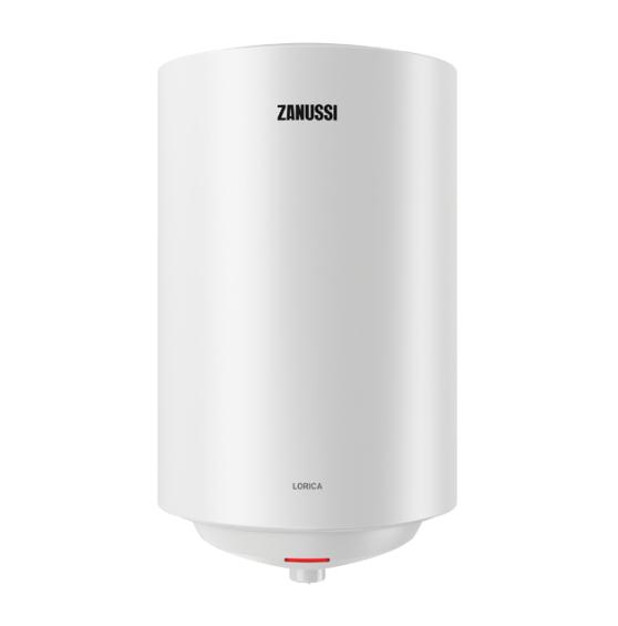 Электрический накопительный водонагреватель Zanussi Lorica ZWH/S 50, 50 л, гарантия 5 лет