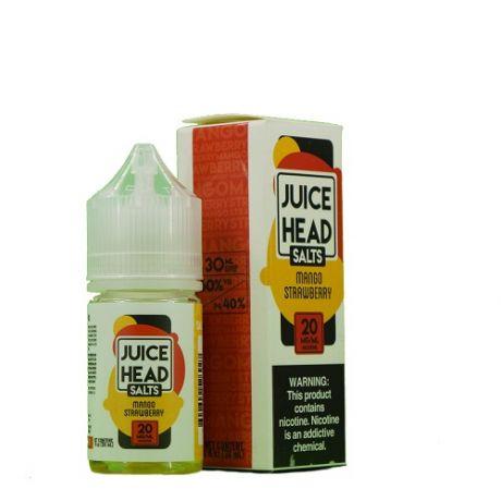 Juice Head Mango Strawberry Salt [ 30 мл. ]