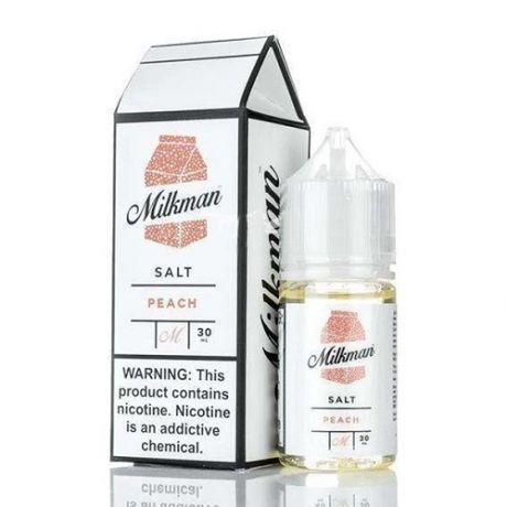 The Milkman Salt Peach [ 30 мл. ]