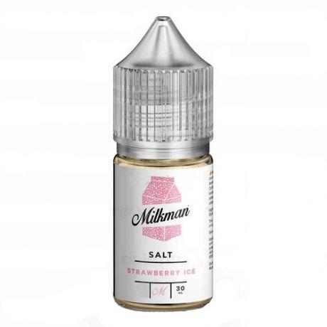 The Milkman Salt Strawberry Ice [ 30 мл. ]
