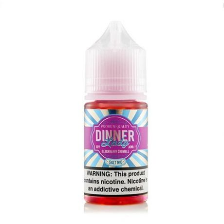 DINNER LADY DESSERTS SALT BLACKBERRY CRUMBLE [ 30 мл. ]