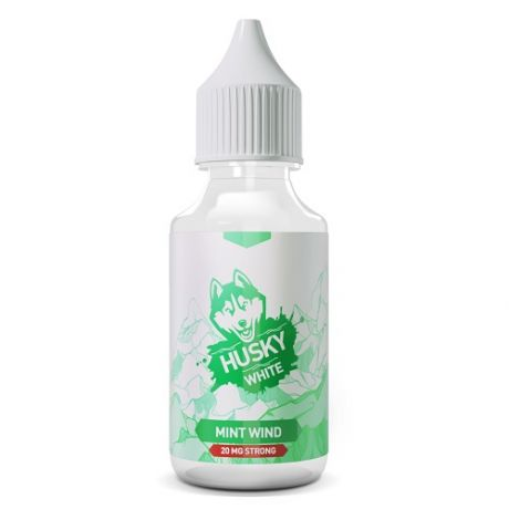 HUSKY WHITE MINT WIND STRONG [ 30 мл. ]