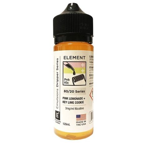ELEMENT PINK LEMONADE AND KEY LIME COOKIE [ 120 мл. ]