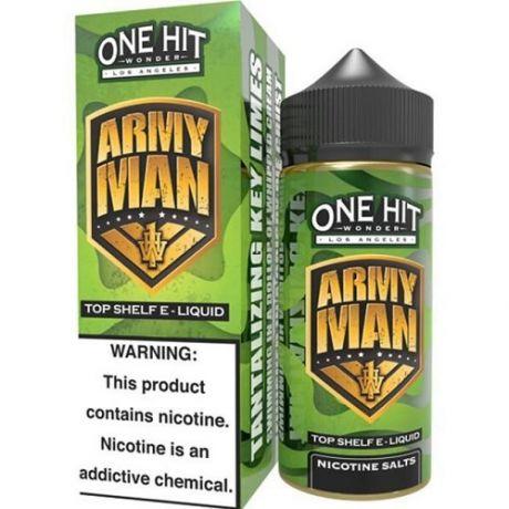 ONE HIT WONDER ARMY MAN [ 100мл. ]