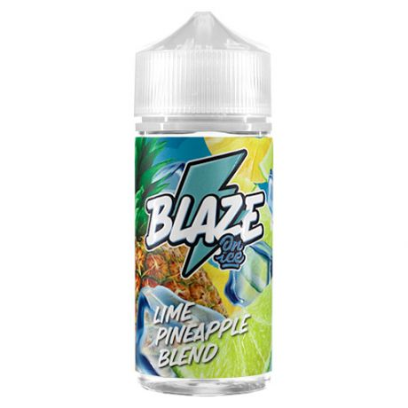 BLAZE ON ICE PINEAPPLE BLEND [100мл]
