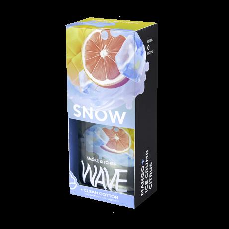 SMOKE KITCHEN WAVE SNOW [100мл.  ]