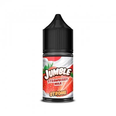 JUMBLE STRAWBERRY MILK STRONG [ 30 мл. ]