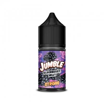JUMBLE BLACKBERRY JELLY STRONG [ 30 мл. ]