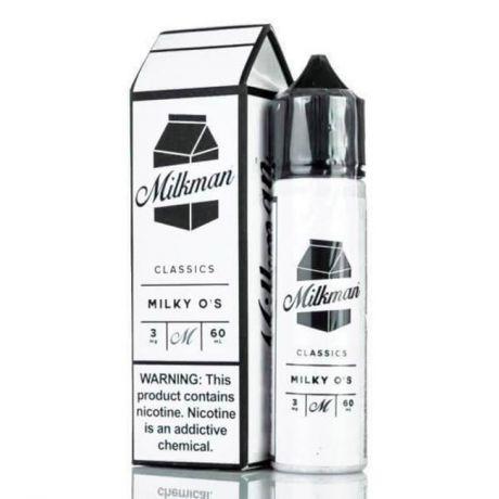 THE MILKMAN MILKY'OS [ 60 мл. ]