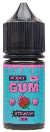 Жидкость PEPPER GUM SALT BLU RSPBRY [30 мл]