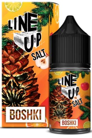 Жидкость LINE UP SALT BOSHKI [30мл]