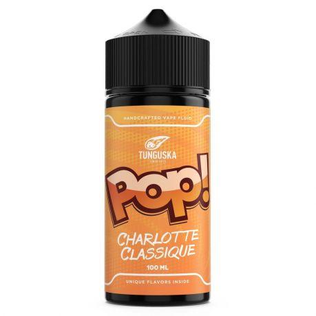Жидкость TUNGUSKA POP CHARLOTTE CLASSIQUE [ 100 мл. ]
