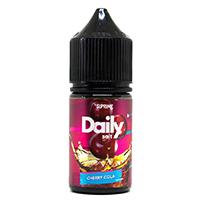 Жидкость DAILY SALT CHERRY COLA [ 30 мл. ]