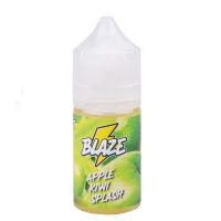 Жидкость BLAZE SALT APPLE KIWI SPLASH [ 30 мл. ]