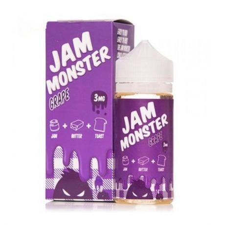 Жидкость JAM MONSTER GRAPE [ 100 мл. ] [original]