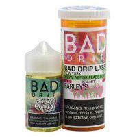 Жидкость BAD DRIP SALT FARLE'S GNARLY [ 30 мл. ]