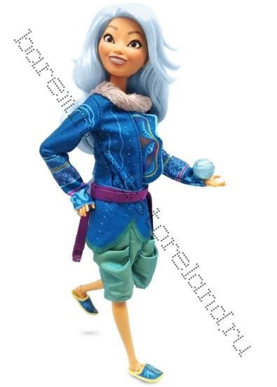 Кукла Сису Райя и последний дракон
