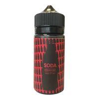 Жидкость SODA STRAWBERRY [ 100 мл. ]