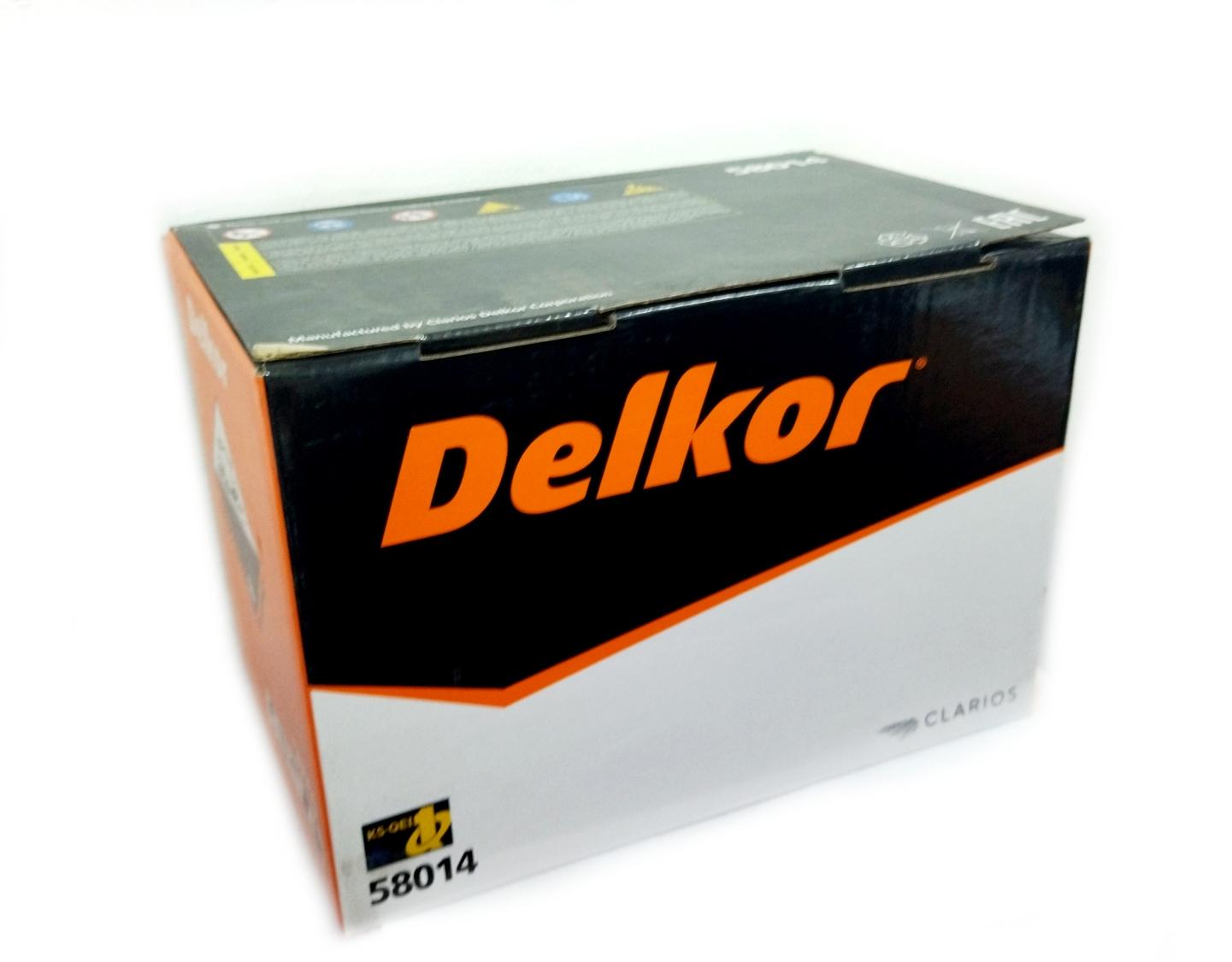 Delkor battery packed