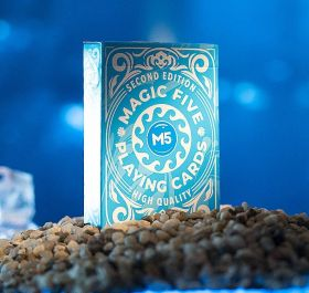 Дизайнерская колода Magic Five Playing Cards by Wonder Makers