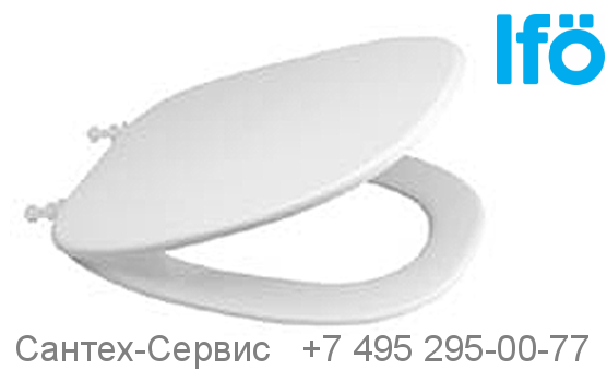 99588 Сиденье с крышкой для унитаза IFO Aqua, IFO Unique