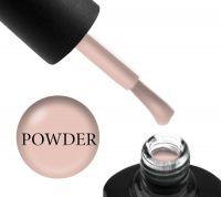 Топ для гель-лака без липкого слоя Saga Professional Top Powder, пудровый, 8 мл